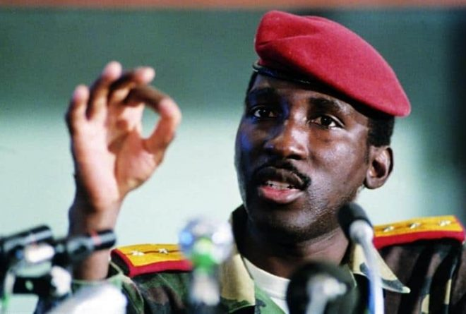'Debt is a cleverly managed reconquest of Africa' – Thomas Sankara