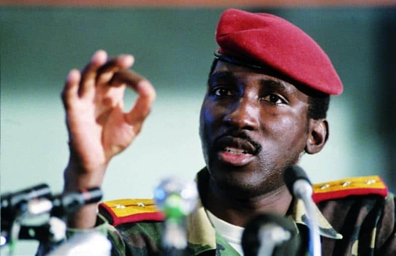Reflecting on African leadership as we remember Burkinabé leader, Thomas Sankara