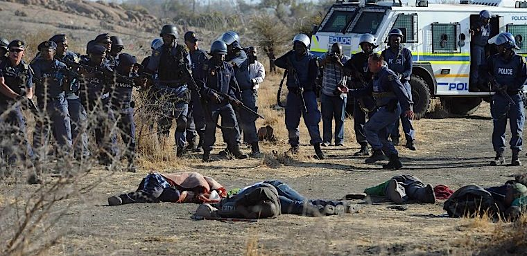South Africa's new apartheid – Part 1