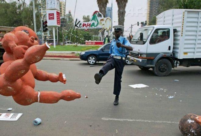 Silencing critics, Kenyan-govt-style