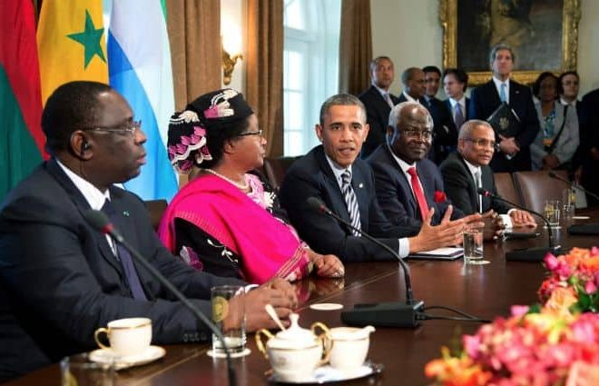 Why African leaders should boycott the Obama Summit