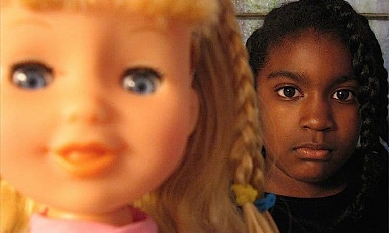 White Barbie, out! Queens of Africa, in