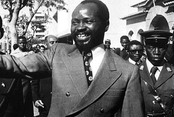 Who killed Mozambique's Samora Machel?