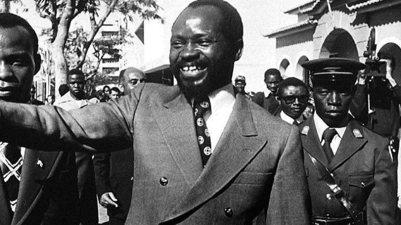 Who killed Mozambique's Samora Machel?