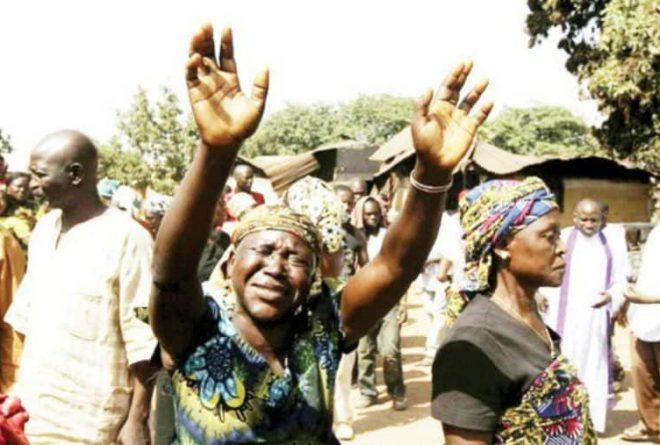 100 dead in central Nigeria shooting