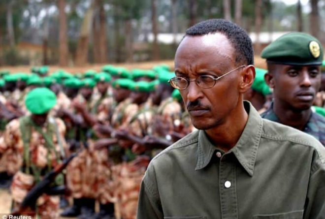 "Rwanda berates France for genocide ""participation"""