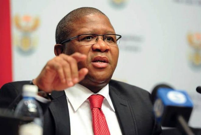 Cde Mbalula. Self-Righteousness Does Not Make South Africa Exceptional.