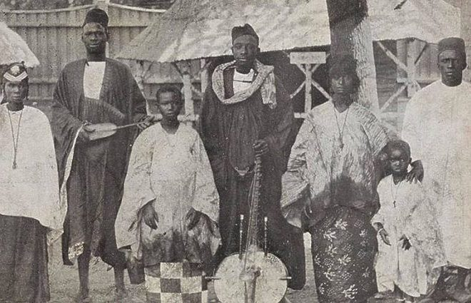 Exhibiting Africans like animals in Norway's Human Zoo