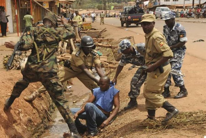 Uganda: Police's brutal force on citizens and opposition leaders raises concern