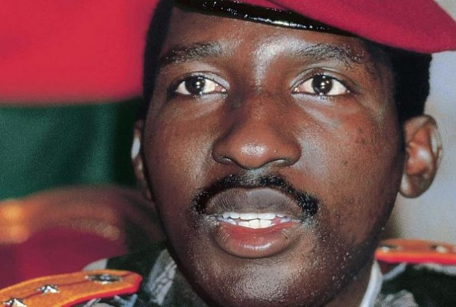 Burkina Faso not ruling on ex-leader's exhumation