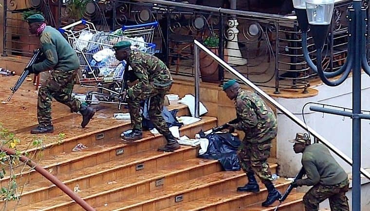 Terrorism is now a fact of life in Nairobi