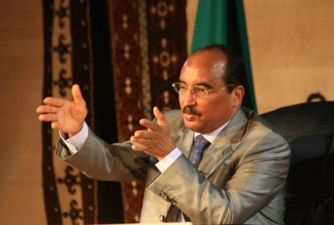 Mauritania abolishes senate and alters national flag