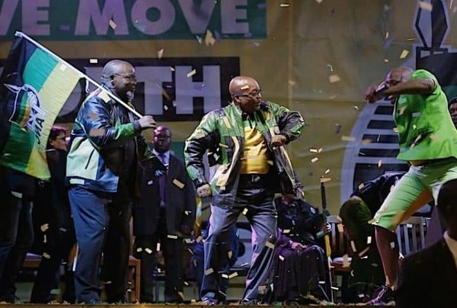 Will President Zuma see out his second term?