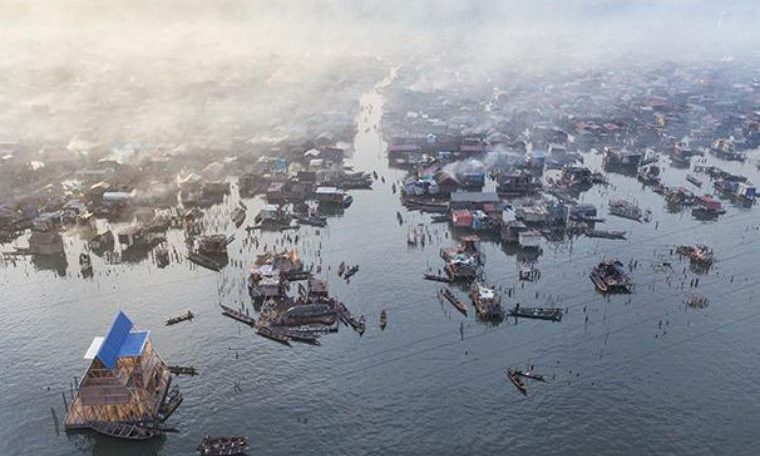 What's floating in the water at Makoko? (Part 2)