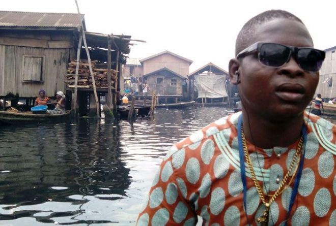 What's floating in the water at Makoko? (Part 1)