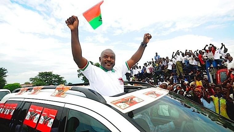 Truth and Reconciliation in Burundi