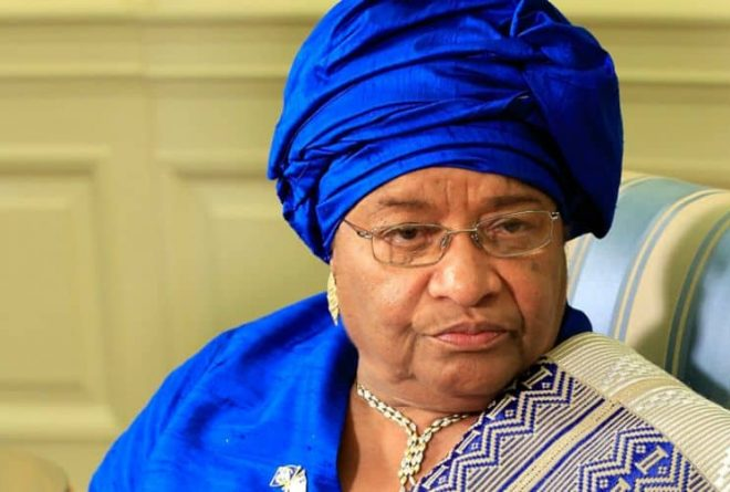 Ellen Johnson Sirleaf wins Ibrahim Prize for exemplary African leadership
