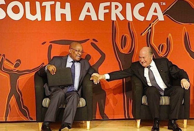 FIFA's lousy legacy in South Africa