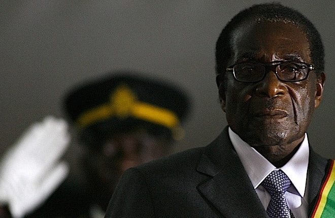 Who will succeed Mugabe?