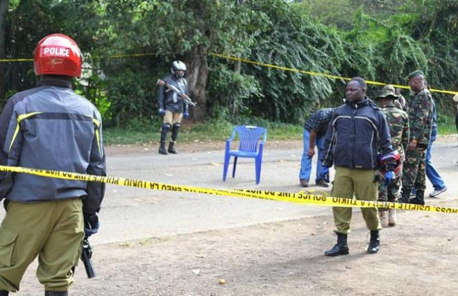Tanzanian police find bags of human body parts