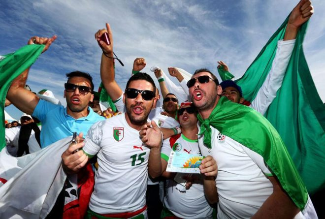 "Stop questioning the ""African-ness"" of Algerians"