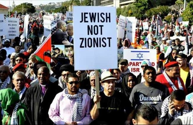 Aggressive discourse in South Africa on Gaza invasion – Part II