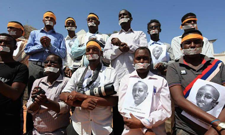 Somalia criticised for media arrests