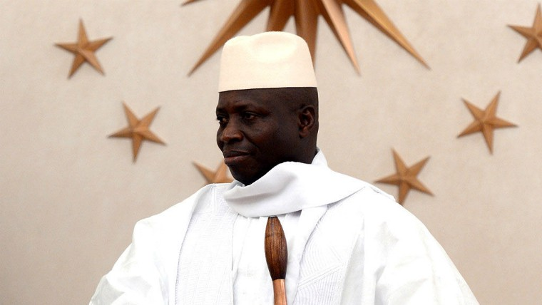 Gambia passes bill imposing life sentences for some gay acts