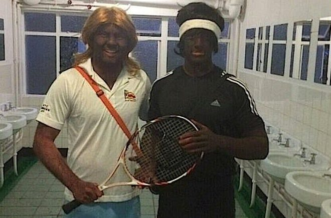 Please stop equating blackface with whiteface