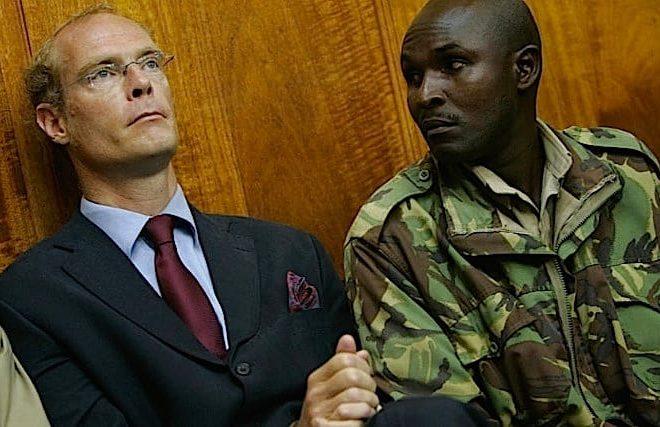 Who owns Kenya?