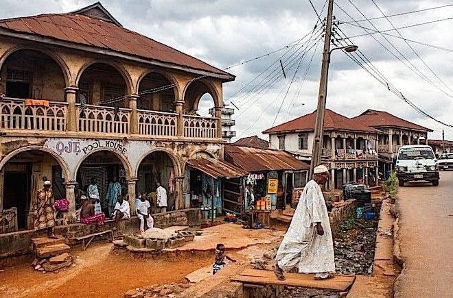 New African Photography: Andrew Esiebo