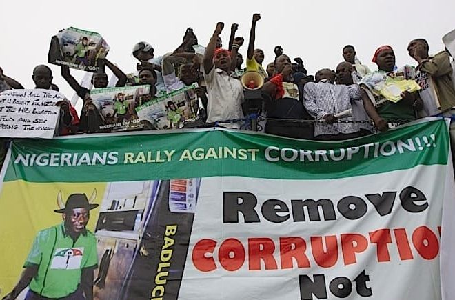 Fight against corruption at a standstill?