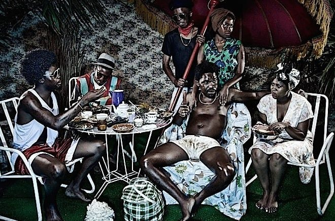 In the good old days when African culture was…