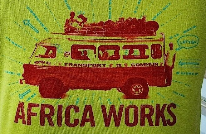 """Africa Works: """"more business, less aid"""""""