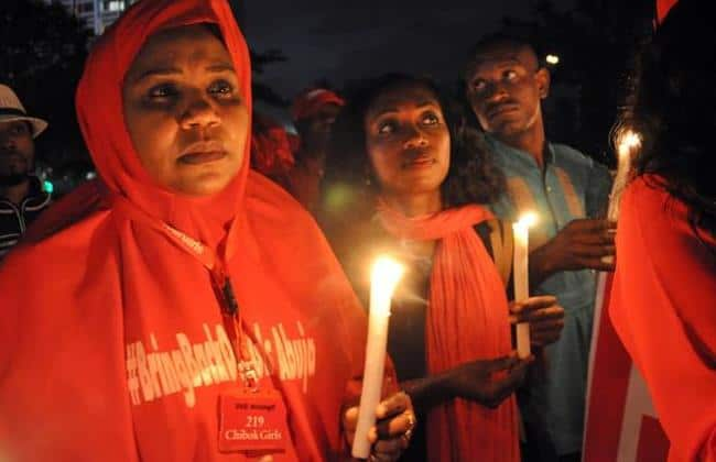 '60 women abducted by Boko Haram' in north-east Nigeria