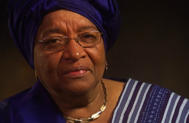 President Sirleaf awarded Mo Ibrahim Prize for Achievement in African Leadership