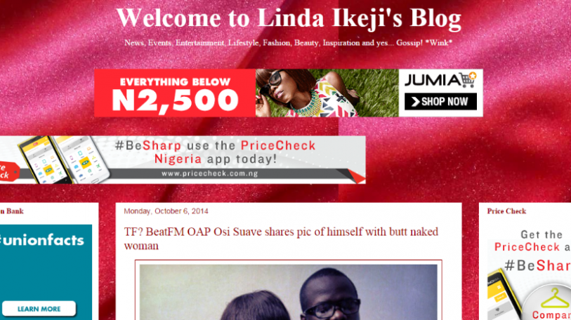 A tale of plagiarism one too many for Nigeria's Linda Ikeji