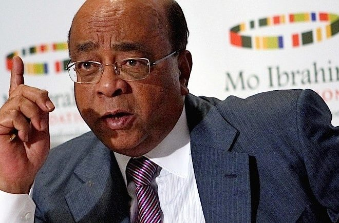"Africa's ""lost opportunity"" in past decade deeply concerning: Mo Ibrahim"