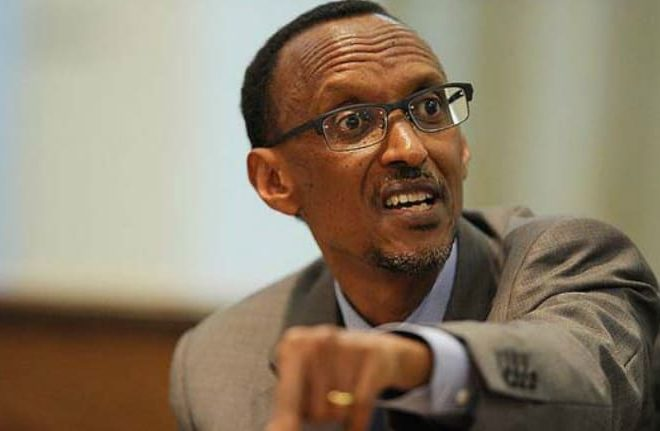 What exactly does Paul Kagame have to explain to the West?