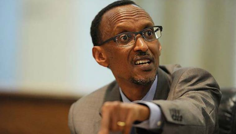 Rwanda is about growth, NOT genocide: President Kagame