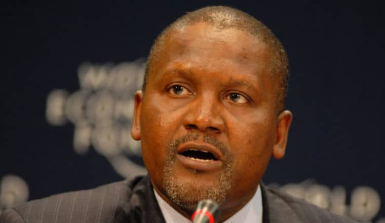 Dangote donates $20m to The African Center to help change global narratives about Africa