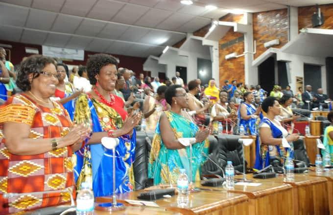 Rwanda Ranks Highly in Annual Global Gender Gap Report