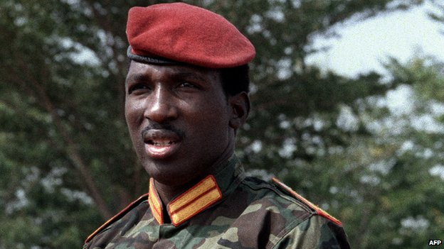 Burkina Faso prepares for Sankara commemoration