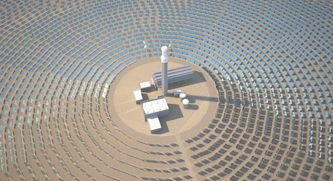 Tunisia solar energy may soon power up UK homes