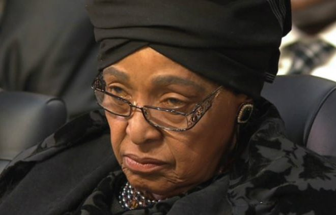 Winnie goes to court for Mandela home