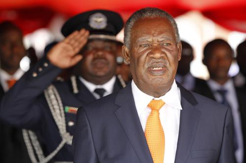 Zambian President, Michael Sata, dies in the UK