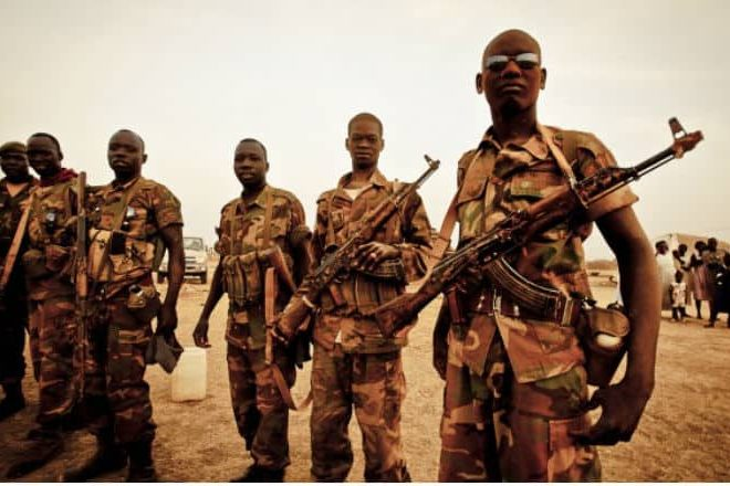 Violence erupts in South Sudan days after IGAD meeting