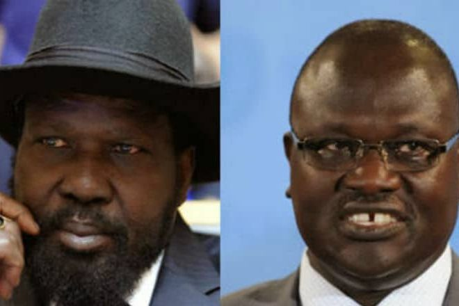 South Sudan leaders given 15 days to reach peace deal