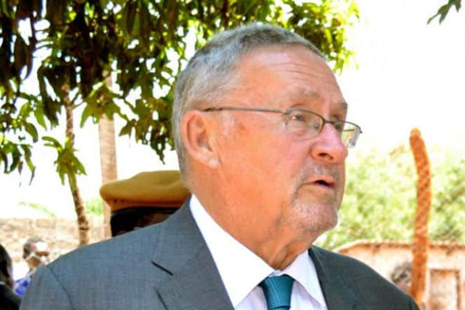 The rarity of White African Politicians' involvement in African politics