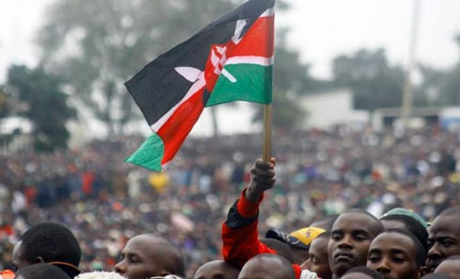 The missing voice of Kenya's civil society